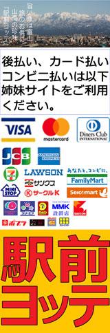 クレジットカード払いは姉妹サイトをご利用ください