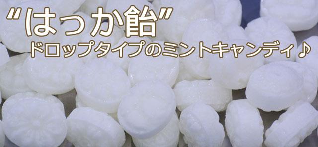 はっか飴/ハッカ飴/ドロップ飴