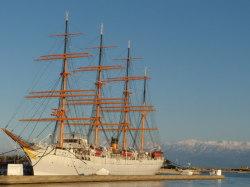 海洋練習帆船 海王丸