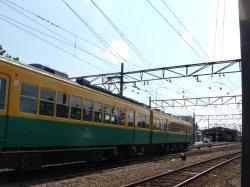 富山地鉄電車