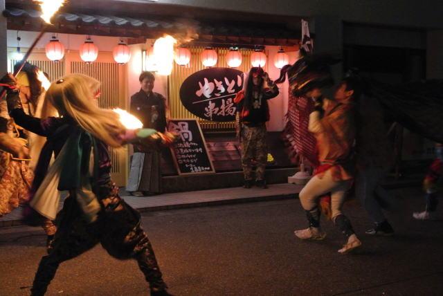 富山の獅子舞