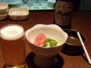 高岡のコーヒー店キャットのサービスチャームで一杯